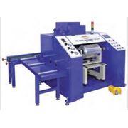 Полноавтоматическая машина для перемотки стрейч фольги и бумаги PUFIWR 500 фото