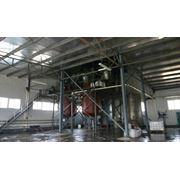 Реактор (объем 5 т) для изготовления водяного клея фото