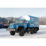 Лаборатория Урал 4320 УСТ-54532 фото