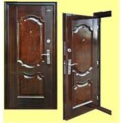 Дверь металлическая модель YD 869 фото