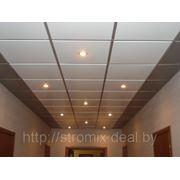 Кассетные подвесные потолки фото