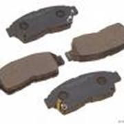 Колодки тормозные на TOYOTA RAV-4 фото