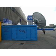 Передвижные станции на базе контейнера связи фото