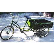 Велосипед грузовой 3-х колесный разные модели фото
