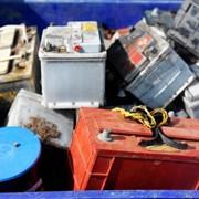 Утилизация отходов отработанных аккумуляторов фото
