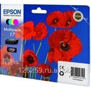 Набор картриджей Epson MultiPack B C M Y для XP33/203/303 фото