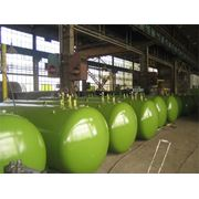 Резервуары для газов фото