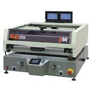 Go29 Высокоточный полуавтоматический программируемый трафаретный принтер для больших печатных плат фото