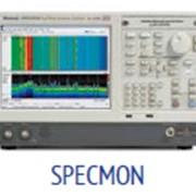 Анализатор спектра SPECMON Tektronix фото