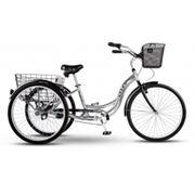 Велосипеды грузовые Stels energy I фото