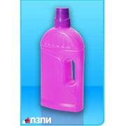 Пластиковый флакон для стирки и моющих средств Ф26 фото