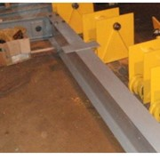 Ремонт подкрановых путей, ремонт подкрановых путей фото