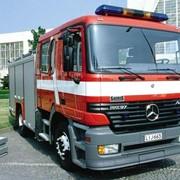 Пожарные автомобили фото