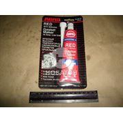 Герметик прокладок 85гр красный ABRO фото