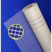 Стеклосетка ССАП (ССШ) — 160, 90 (г/м2) ячейки 5 х 5 мм в рулонах 1*50 мп фото