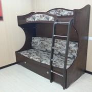 Диван-кровать 2-х ярусная фото