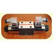 Гидрораспределитель электроуправляемый DN06, 24V (схема: J) фото