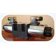 Гидрораспределитель электроуправляемый DN10, 220V (схема: E) фото