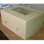 Картонный ящик (Банановый)