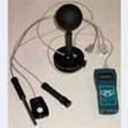 Прибор контроля параметров воздушной среды фото