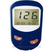 Прибор для измерения уровня глюкозы в крови EZ Smart-608 фото