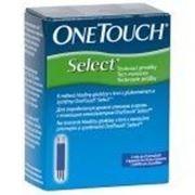 Тест-смужки OneTouch® Select® (50 шт.) фото