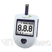 Глюкометр Longevita (+ test strips 25) фото
