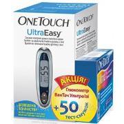 Глюкометр OneTouch UltraEasy (ВанТач Ультра Изи), LifeScan (США) фото