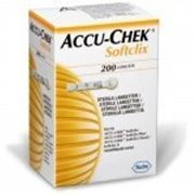 Ланцеты Акку Чек Softclix 200 шт. в упаковке фото
