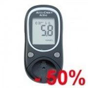 Акция! Цена снижена! Глюкометр Accu-Chek Active New (Германия) фото