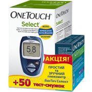 Глюкометр Уан Тач Селект (One Touch Select), LifeScan (США) фото