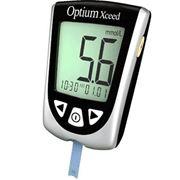 Глюкометр Оптиум Эксид (Optium Xceed) + 25 тест-полосок фото