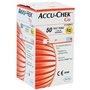 Тест-полоски Accu-chek Go Glucose (25 шт. ) фото