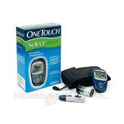 Глюкометр Ван Тач Селект (One Touch Select), США АКЦИЯ!!! Дополнительно 50 тест-полосок фото