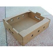 Ящик под черешню, смородину, другие ягоды. Размер 390х350х110