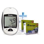 Глюкометр Файнтест Премиум (Finetest Premium) + 100 тест-полосок Акция! фото
