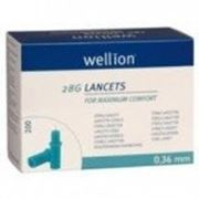Ланцеты Wellion Calla 200 шт. фото