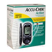 Глюкометр Акку Чек Актив (Accu-Chek Active) фото
