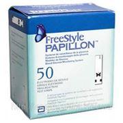 Тест-полоски Фристайл Папиллон (FreeStyle Papillon) №50 фото