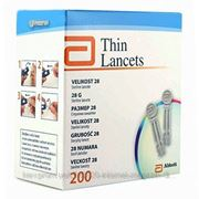 Ланцеты Thin Lancets №200 фото