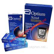 Глюкометр Оптиум Эксид (Optium Xceed) + 150 тест-полосок фото