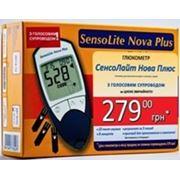 Глюкометр СенсоЛайт Нова плюс (SensoLite Nova Plus)+ 25 полосок (Венгрия) — АКЦИЯ!!! фото