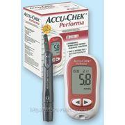 Глюкометр Акку-Чек Перформа (Accu-Chek Performa) Roche Diagnostics фото