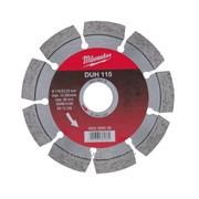 Алмазные диски DUH 115 mm Milwaukee - профессиональная серия фото