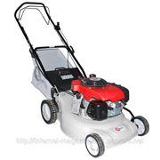 Газонокосилка бензиновая INTERTOOL LM-4545 Ёмкость травосборника: 60, Гарантия: 12, Мощность двигателя: 4.5, Объем топливного бака: 1,5, Питание: фото