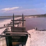 Соль грубого помола морская крымская фото