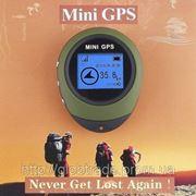 GPS Приемник + Место поиска Брелок (PG03 Мини GPS) G100functional GPS Location фото