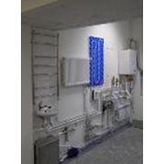 Комплекс работ по проектированию комплектации и монтажу систем отопления фото