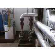Строительство реконструкция котельных и тепловых пунктов фото