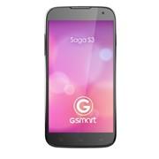 Saga S3 GSmart Dual Gigabyte смартфон, Чёрный фото
